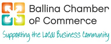 Logo of Ballina Chamber of Commerce